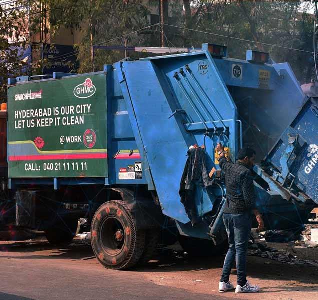 Smart Solid Waste Management